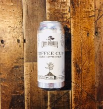 Coffee Cup - 16oz Can