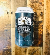 Coconut Merlin - 12oz Can