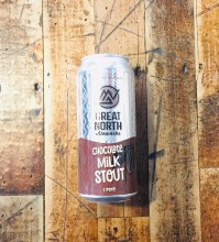 Chocolate Milk Stout - 16oz