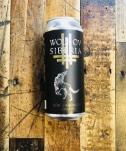 Wolf Ov Siberia - 16oz Can