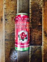 Cranberry Berliner - 16oz Can