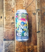 Superhero Sidekicks - 16oz