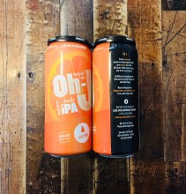 Oh-j Double Ipa - 16oz Can