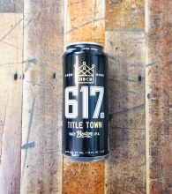 617 Title Town - 16oz Can