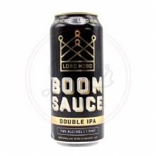 Boom Sauce - 16oz Can