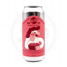 Raspberry Blush - 16oz Can