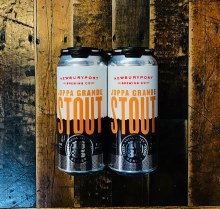 Joppa Grande Stout - 16oz Can