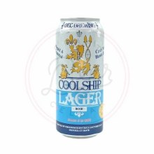 Coolship Lager - 16oz Can