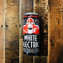 White Electric - 16oz Can