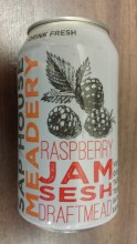Raspberry Jam Sesh - 12oz Can