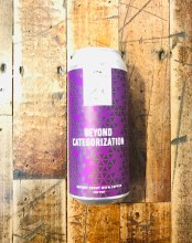 Beyond Categorization - 16oz