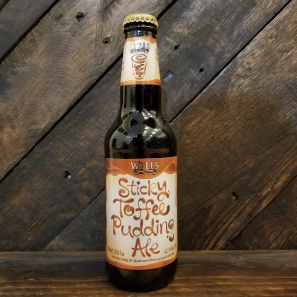 Sticky Toff Pudding Ale - 12oz