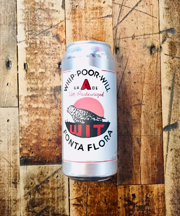 Whippoorwill Wit - 16oz Can