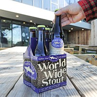 World Wide Stout - 12oz