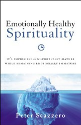 The Emotionally Healthy Church Astrategy for Discipleship that actually Changes Lives by Peter Scazzero