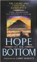 Hope at the Bottom by Van Thurston