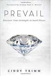 Prevail: Discover You Strength in Hard Places by Cindy Trimm