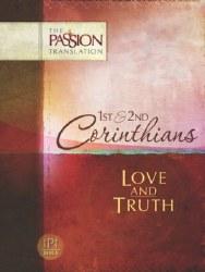 1st & 2nd Corinthians - The Passion Tranlation