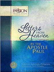 Letters From Heaven The Passion Translation Revised