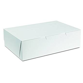 10' X 14' X 4' Cake Box