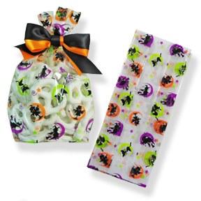 Halloween Bags  1/2 Lb  25ct