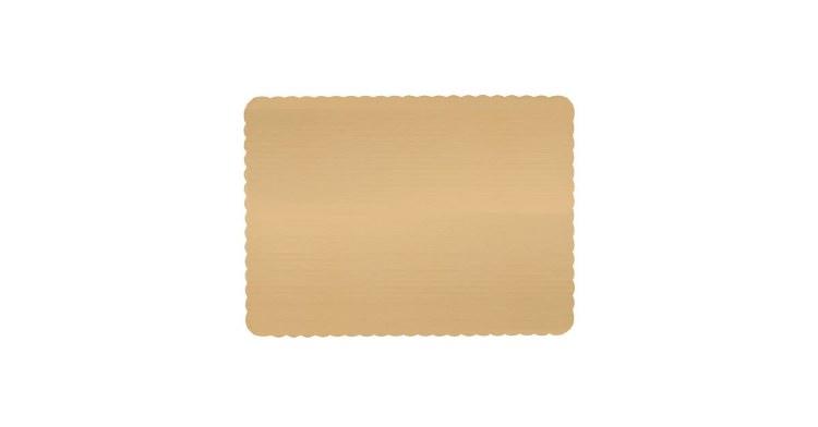 Gold Board 14x19 Plain 6/pkg