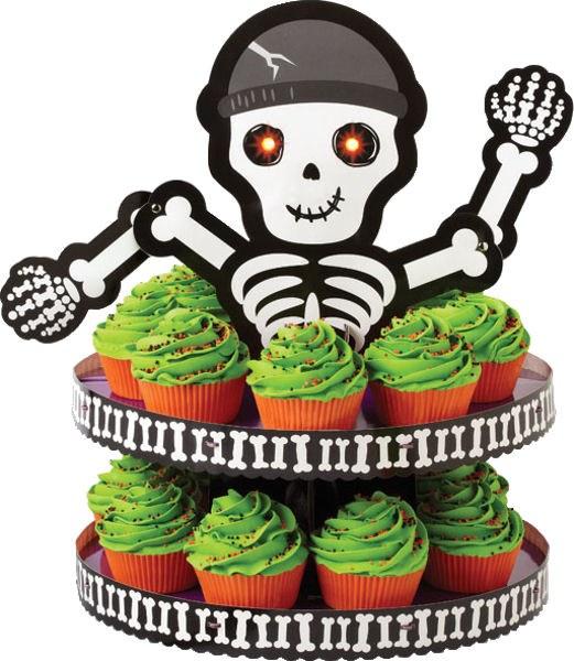 Wilton Skeleton Cupcake Stand