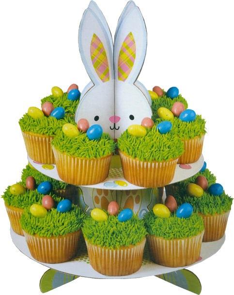 Wilton Treat Egg Stand Bunny