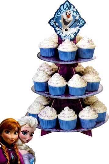 Wilton Disney's Frozen Cupcake Stand