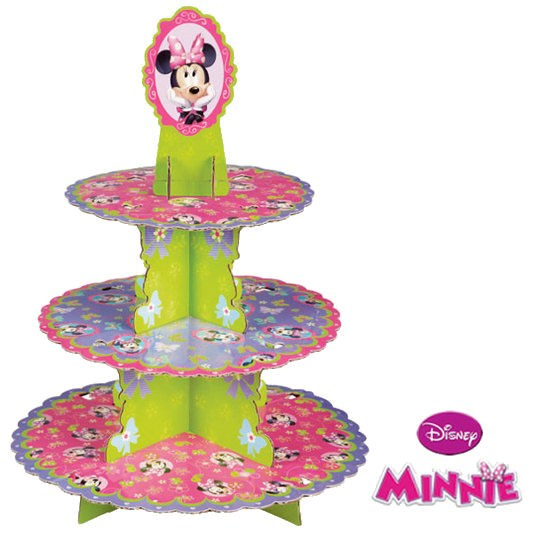 Wilton Mini Mouse Cupcake Stand