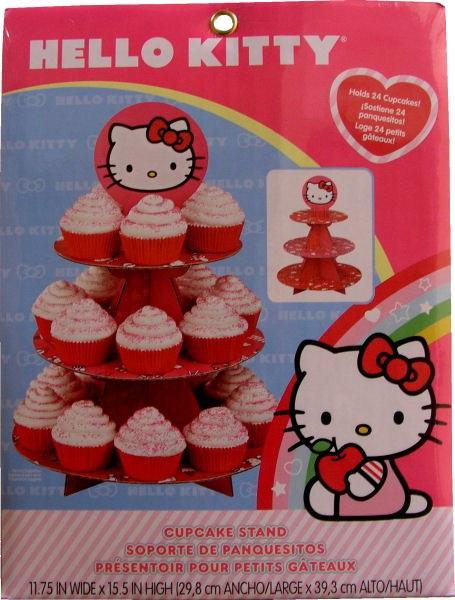Wilton Hello Kitty Cupcake Stand
