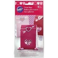 Wilton Valentine Treat Bag/box