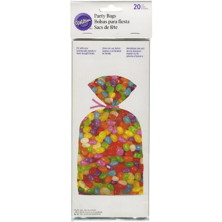 Jelly Party Bags