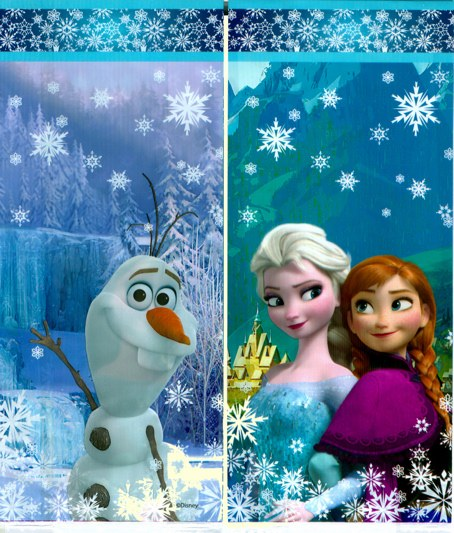 Wilton Disney's Frozen Party Bags