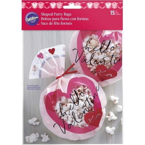 Wilton Party Bags: Hello Valentine
