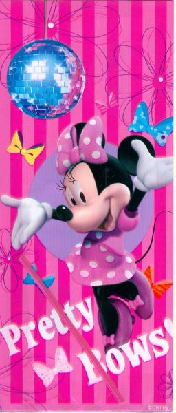 Wilton Minnie Mouse Party Bags