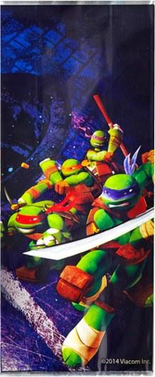 Wilton Ninja Turtles Party Bags 16/pk