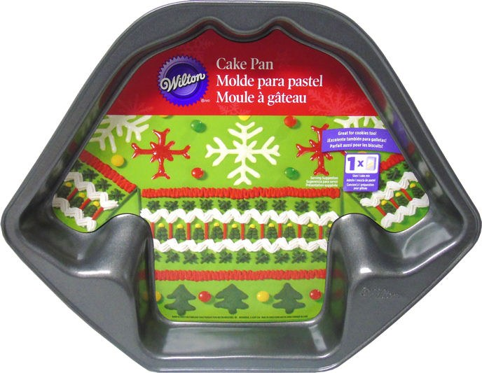Wilton Sweater Shaped Pan