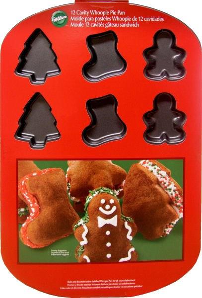 Wilton Christmas Whoopie Pie Pan (sal