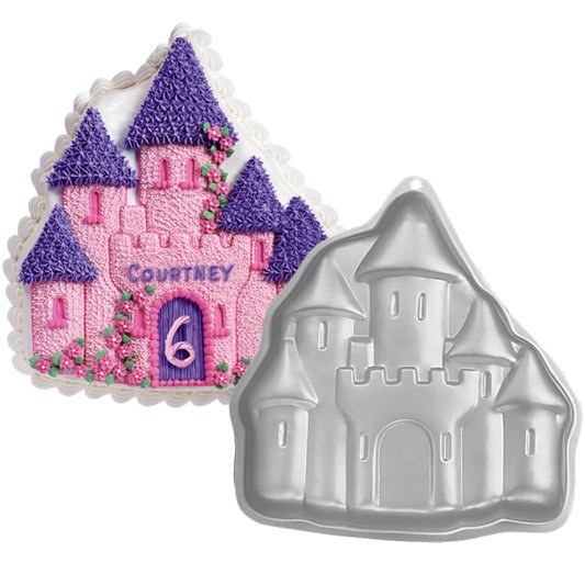 Wilton Enchanted Castle Shaped Pan