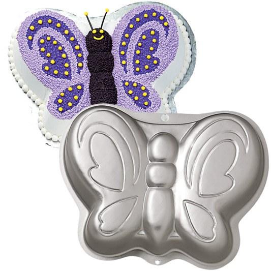 Wilton Butterfly Shaped Pan