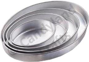 Wilton 4-pc Oval Pan Set