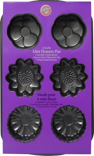 Wilton Ns 6 Cav Mini Flower Pan