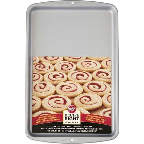 Wilton Rr Large Cookie/jelly Roll Pan