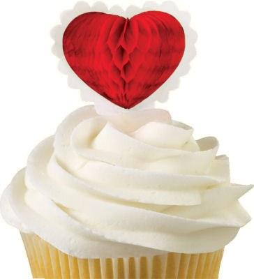 Wilton Valentine Honeycomb Heart Fun