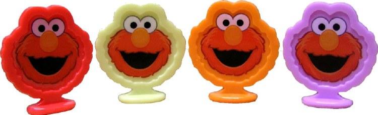 Wilton Elmo Cupcake Toppers (sale)