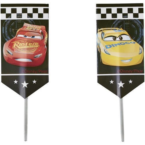 Wilton Cars 3 Fun Pix 24ct