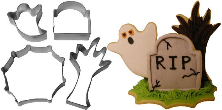 Wilton Halloween Centerpiece Cutter S