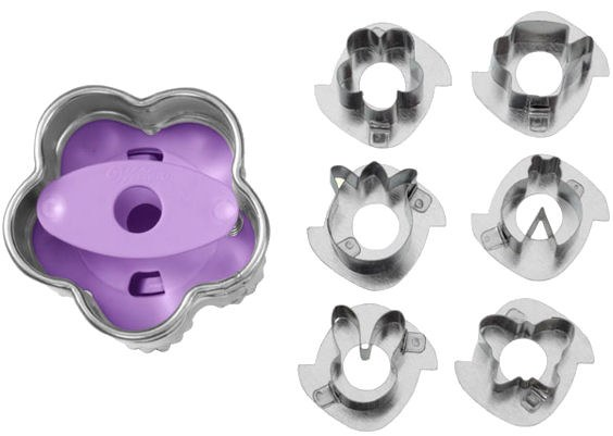 Wilton Linzer Cookie Cutter