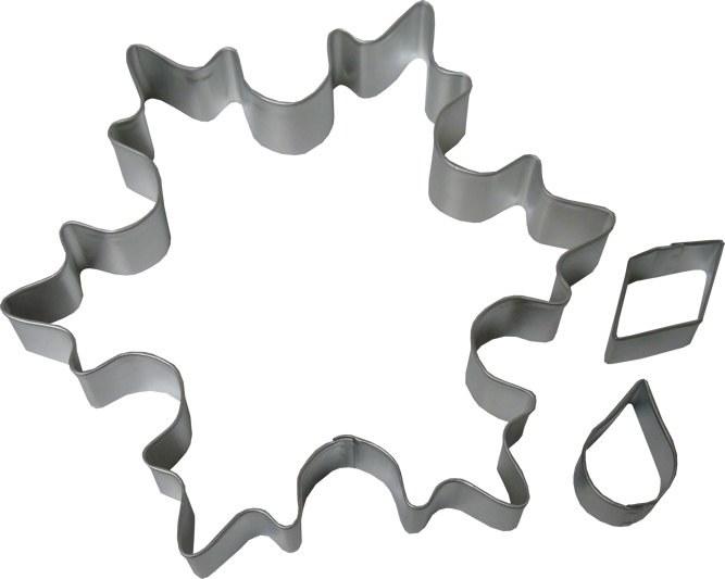 Wilton Snowflake Cookie Cutter Set